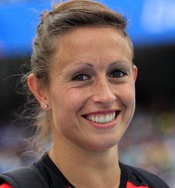 Kathrin Klaas bleibt Athletensprecherin